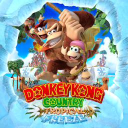 Donkey Kong Country: Tropical Freeze - yuzu