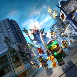 LEGO NINJAGO Movie Video Game - yuzu