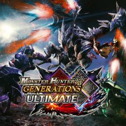 Monster Hunter Generations Ultimate - yuzu